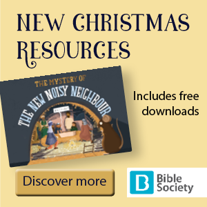 New Christmas Resources from the Bible Society
