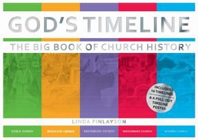 God's Timeline – The big book of church history