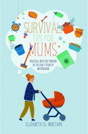 Survival Tips For Mums – Practical ideas for thriving in the early years of motherhood