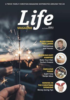 Life evangelistic magazine Autumn 2020